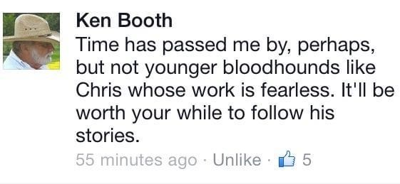 Ken Booth